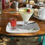 La Plage, Ashwem Beach, Goa: Restaurant Review