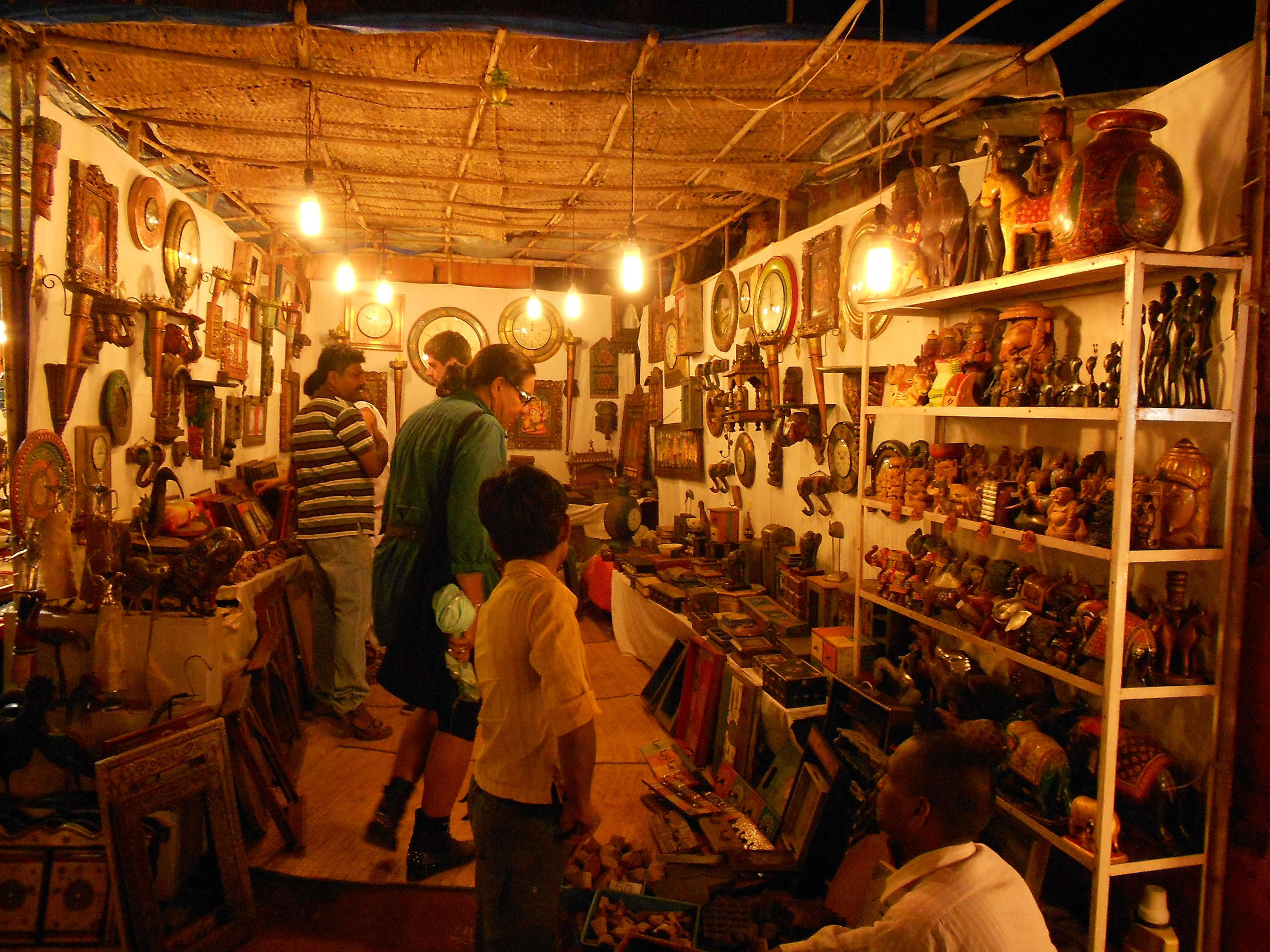Anjuna Night Market
