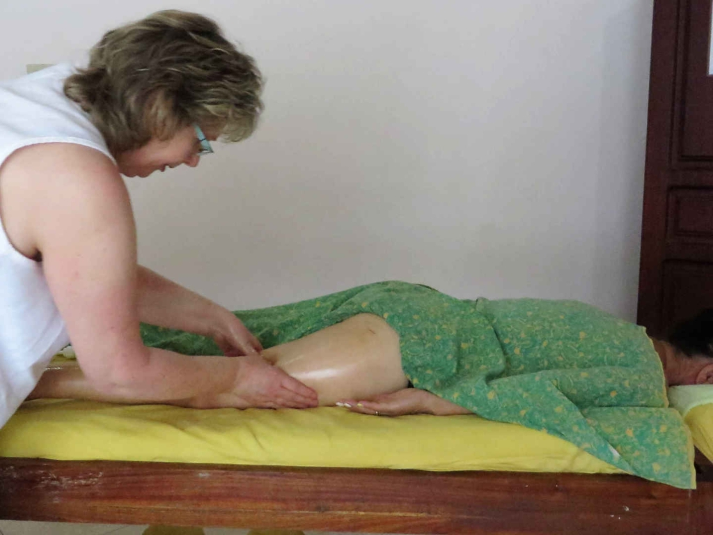 massage course in bali