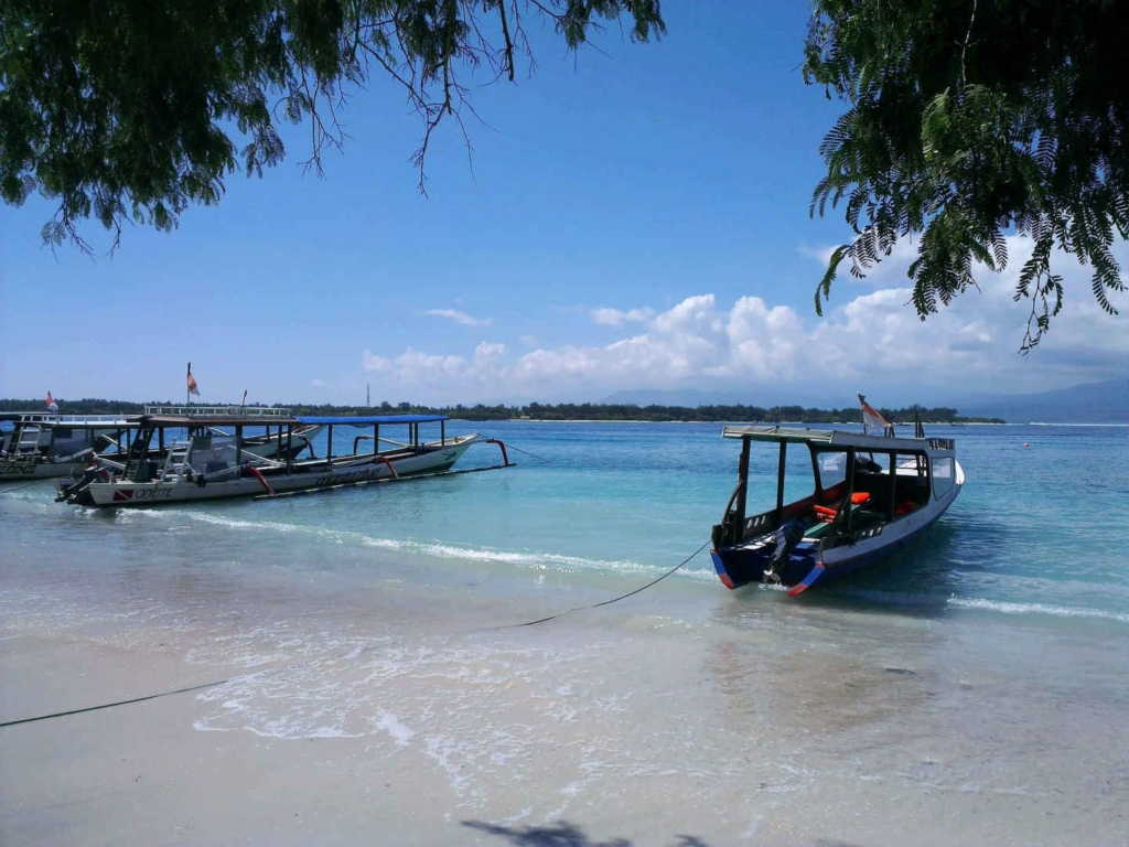 backpacker gili trawangan
