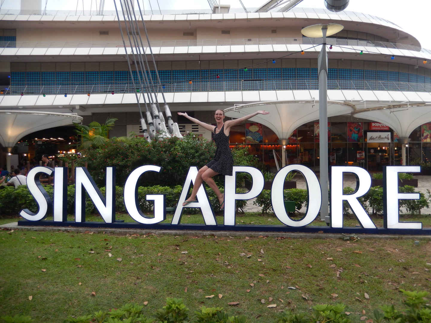 singapore itinerary 4 days