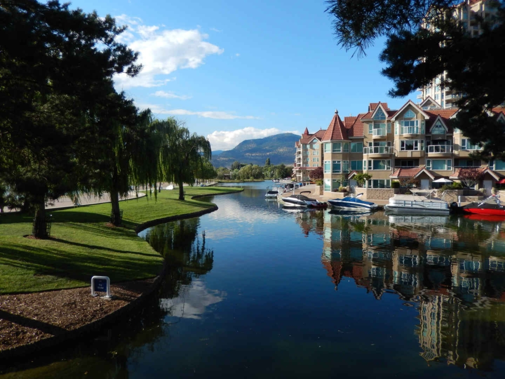 one day in kelowna