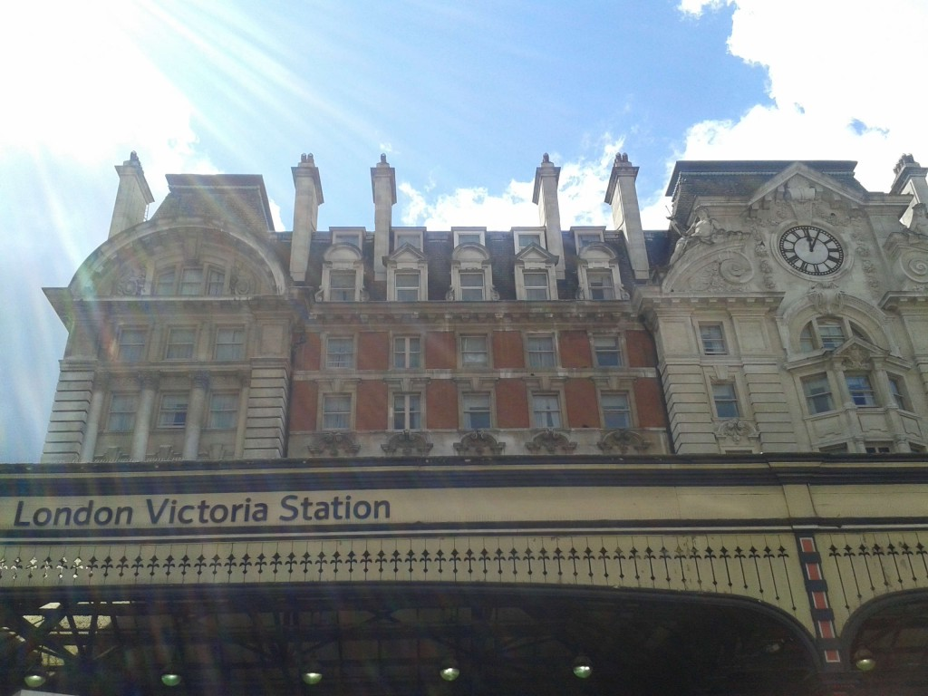 Love Letter to London: Victoria