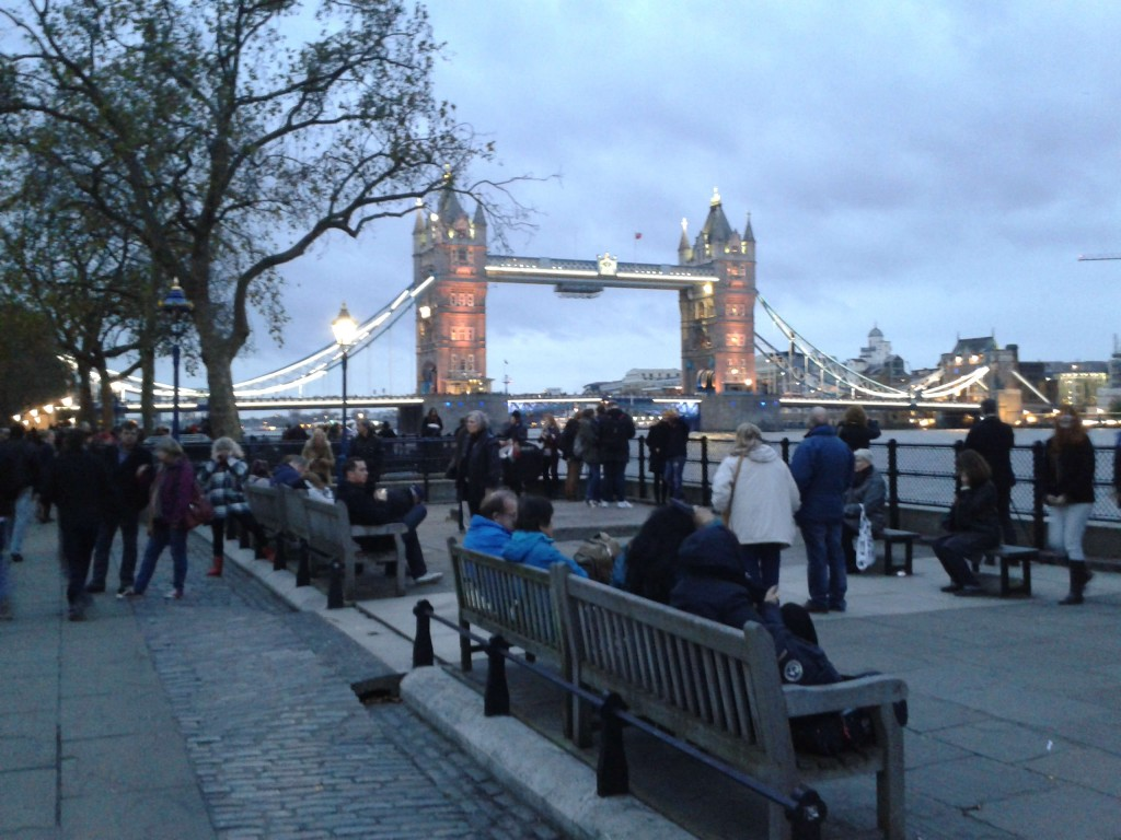 Love Letter to London: Tower Bridge