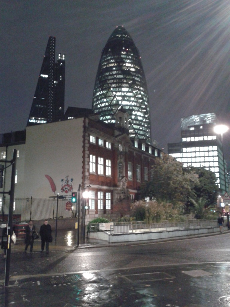 Love Letter to London: Gherkin