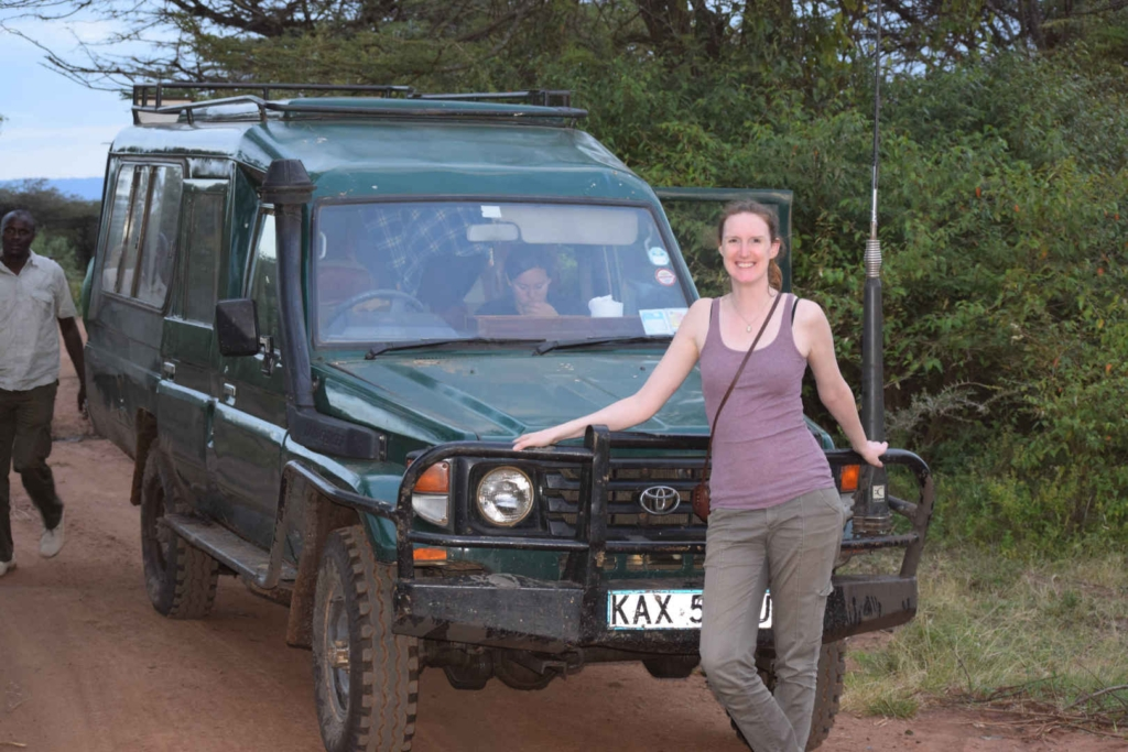 Kenya Backpacking