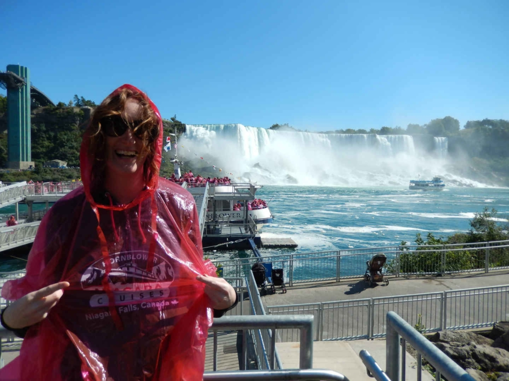 what to wear to niagara falls