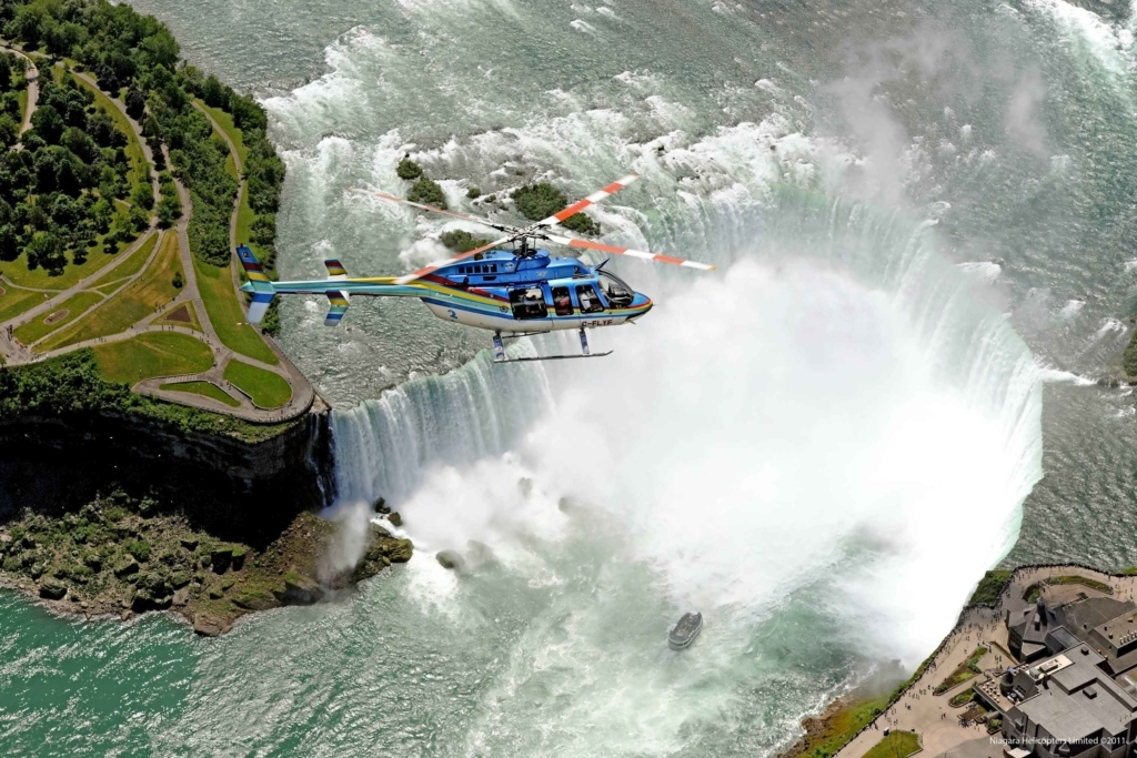 Romantic Things to Do in Niagara Falls for Couples