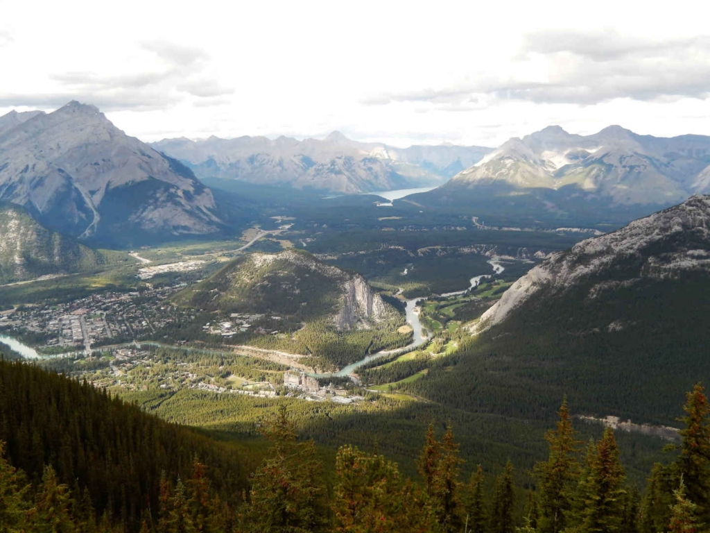 Canadian Rockies Itinerary