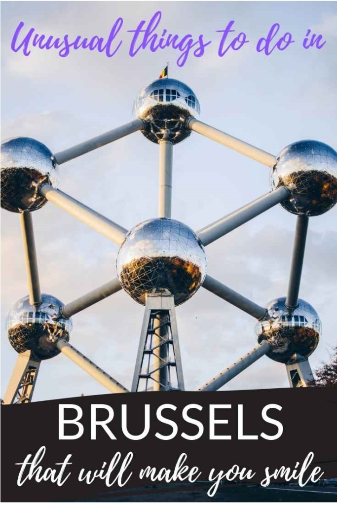 unusual things to do in brussels