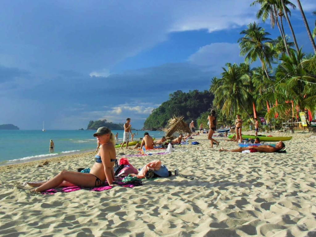 Backpackers Guide to Thailand