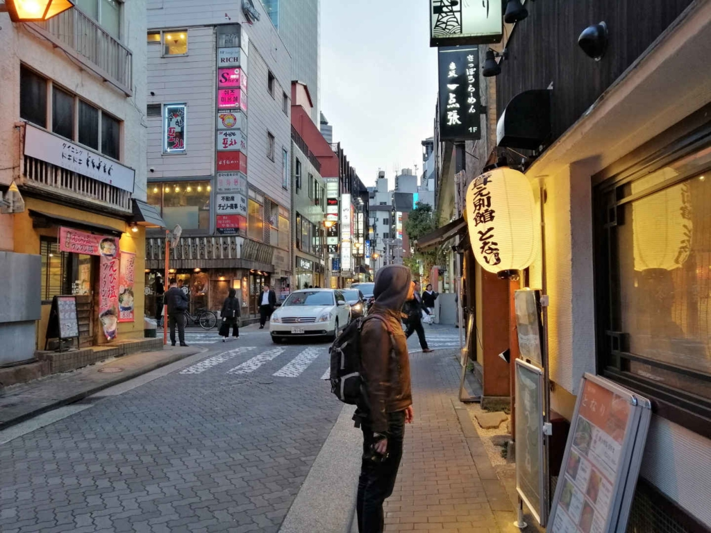 Backpacking in Japan 3 week itinerary
