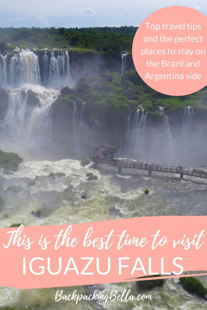 best time to visit iguazu falls